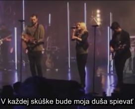 Christ Is Enough - Glorious Ruins [Hillsong Live]-SK